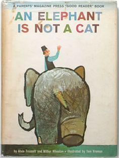 an elephant is not a cat