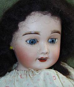 ANTIQUE BISQUE Doll LIMOGES French CHERIE A. Lanternier & Co   Dolls & Bears, Dolls, Antique (Pre-1930)   eBay!