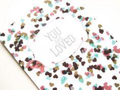 Wenskaart | You are Loved