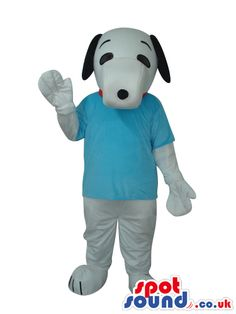 #dog #mascots from #spotsound_uk -Discover all our #dogs #mascots#costumes for your marketing events on : www.spotsound.co.uk/15-dog-mascot