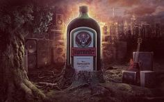 Jägermeister Wallpaper - Music