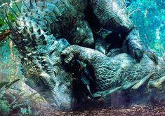 "Sebastian on Instagram: ""#indominusrex #jurassicworld #ankylosaurus"" Jurassic Park Film, Jurassic Park World, Indominus Rex, Punisher, Prehistoric, Animals, Instagram, Art, Jurassic Park"