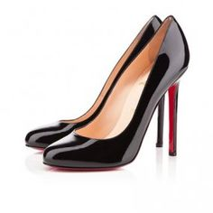 5ed7a5a78c3  161 Black Patent Christian Louboutin Lady Lynch 120mm Christian Louboutin  Women