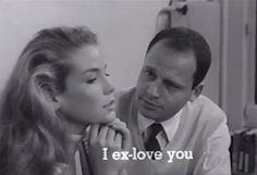 """Jean-Luc Godard's lovelorn short film, """"The New World"""""""