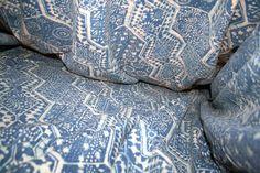 vA duvet that Rock kept on his bed.