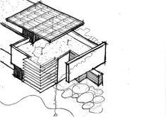 Casa MMP – Mauricio Melara Arquitetura Cinema Room Small, Small Rooms, Floor Plans, Diagram, Houses, Arquitetura, Modern House Exteriors, Small Bedrooms, Homes