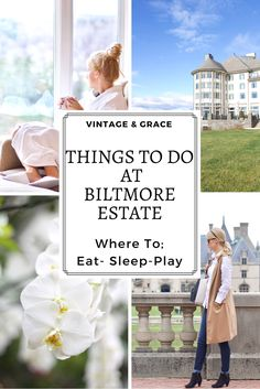 Things to Do At Biltmore Estate. Where to Stay, Eat, and What to See! Road Trip With Kids, Travel With Kids, Family Travel, Affordable Family Vacations, Best Vacations, Packing List For Travel, Travel Tips, Biltmore Estate Christmas, Places To Travel