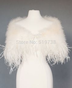 Cheap jacket motorcycle, Buy Quality cape hair directly from China jacket wraps Suppliers: Ostrich Feather Wedding JacketOstrich Feather Wedding Jacket Bridal Shrug Shawl Wrap Marabou Feather Cape with Ostrich B
