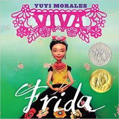 5 Inspirational Children's Books About Famous Artists: Viva Frida