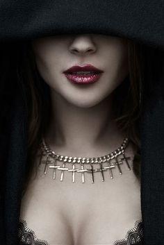Goticas #boudoirphotography,