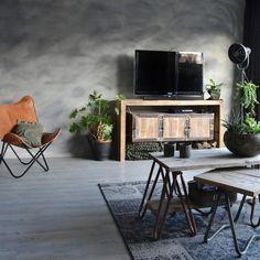 Een stoere binnenkijker met een industrieel interieur - Yvonne - Makeover.nl