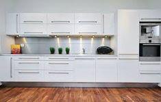 New Design Ideas for White Kitchen Cabinets