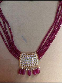 Ruby Jewelry, Bead Jewellery, Beaded Jewelry, Bridal Jewelry, Gold Jewelry, Black Choker Necklace, Gemstone Necklace, Beaded Necklace, Fashion Necklace