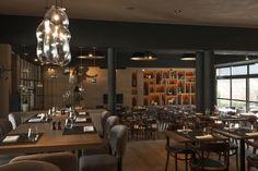 Brasserie 't Klooster by Interieurbureau Wille, De Pinte – Belgium » Retail Design Blog