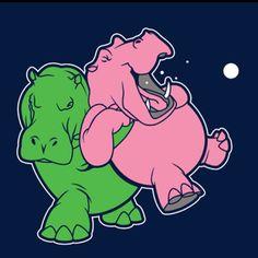 Hiemlich hippos...hahahaha
