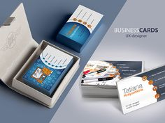 Business Cards (6 pictures inside)