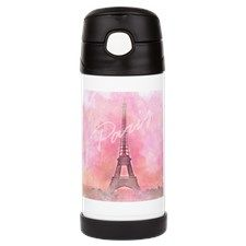 Insulated Cold Beverage Bottle