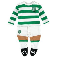 99491be1c Celtic Kids Footysuit Green from our Christmas Gift range for 2015. Only  £20 from