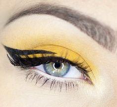 Sugarpill Buttercupcake eye shadow  #vibrant #smokey #bold #eye #makeup #eyes