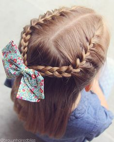 Half Up Style On Little Small French Braids Tied Together inside size 1080 X 1349 Small French Braid Hairstyles - Braided hairstyles are incredibly Little Girl Hairdos, Girls Hairdos, Lil Girl Hairstyles, French Braid Hairstyles, Girls Braids, French Braids, Toddler Hairstyles, Trendy Hairstyles, Little Girl Braids