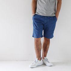 Engineered Garments Fatigue Shorts - Cotton Oxford
