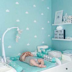 Nursery Room Boy Inspiration Mint Grey The po. Nursery Room Boy I