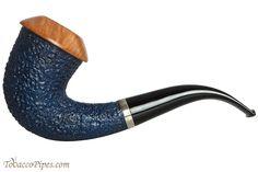 TobaccoPipes.com - Rinaldo Lithos YYT - Blue Calabash Tobacco Pipe - RL2YTCALB, $356.00 (http://www.tobaccopipes.com/rinaldo-lithos-yyt-blue-calabash-tobacco-pipe-rl2ytcalb/)