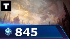 Heroes of the Storm 845 Stitches - Battlefield of Eternity! Gameplay