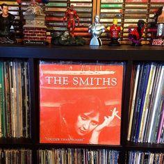The Smiths. Louder Than Bombs. #vinyl #vinyllife #records #recordplayer #nowspinning #turntable #turntables #33rpm #instavinyl #vinylcollector #lps #vinyligclub #vinylcommunity #vinylcollection #vinylcollectionpost #vinyljunkie #vinyloftheday #vinylporn #vinyladdict #vinylcollection #audioporn #audiophile #vinylgram #music #wax #larecordguy #losangelesrecordguy #losangelesrecordstores #recordcollection #vinylgen_feature #thesmiths by larecordguy