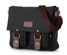 black satchel messenger bags