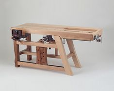 zither table/workbench, by 陳幼健