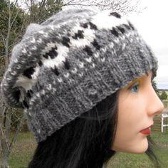 517f271b2f1 Knit Fair Isle Alpaca and Wool Hat