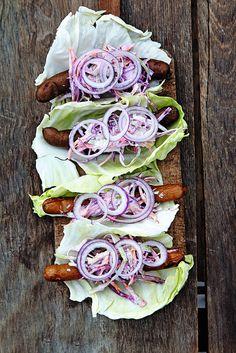 Din sunde hotdog | MichelleKristensen.dk