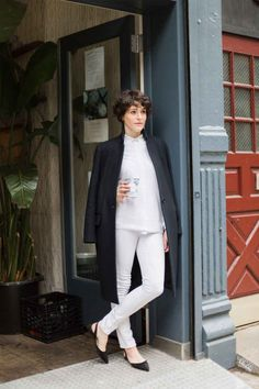 Maxine Bédat, CEO of sustainable clothing shop Zady