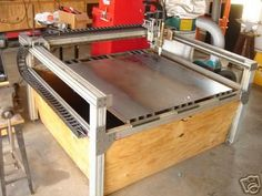 Check Out These Amazing DIY CNC Plasma Tables - CNCCookbook