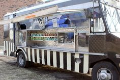 Food truck for wedding.....Love it.....hamburgers, hot dogs, tacos, cotton candy, and funnel cakes....I can get on board with this!!