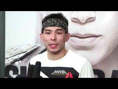 MMA UFC 207: Ray Borg on Missing Weight:  I Need to Stop Being a 'Fatty'