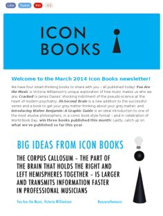 New Books from Icon Books: March 2014