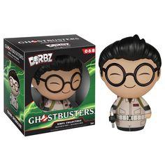 Ghostbusters Dorbz Egon Spengler Figure