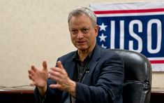 Gary Sinise's Tireless Dedication to Our American Troops