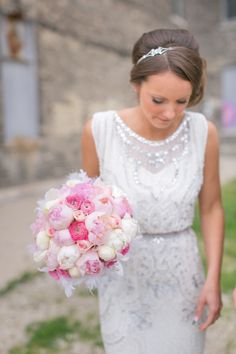 Bride in Jenny Packham | photography by http://heathercookelliott.com/blog/
