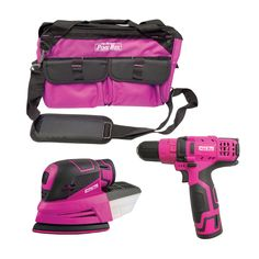 The Original Pink Box Cordless Impact Drill, Tool Cart, Unique Shelves, Ecommerce Web Design, Habitat For Humanity, Lilo And Stitch, Power Strip, Bag Accessories, Shopping