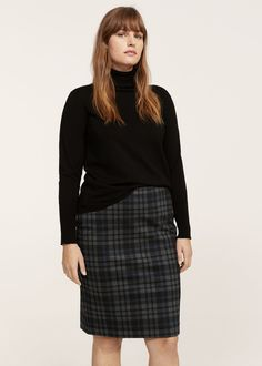 Skirts Plus sizes | Violeta by MANGO United Kingdom