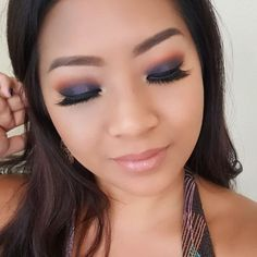 Makeup Look using the Anastasia Beverly Hills Prism Eyeshadow Palette - www.thebeautyjournalsxo.com - IG: @thebeautyjournalsxo