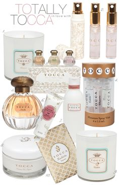 MadeByGirl: TOCCA  I am TOCCA crazy!!!  I want it all!