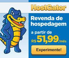 HostGator - Tenha o seu negocio