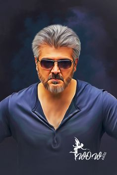 Smudge Painting - Ajith Kumar Art Painting Images, Potrait Painting, New Wallpaper Hd, Wallpaper Photo Hd, Actor Picture, Actor Photo, Hd Photos Free Download, Joker Pics, Studio Background Images