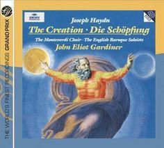 HAYDN The Creation - Gardiner - Deutsche Grammophon