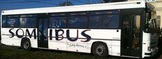 Accueil par Somnibus : Louez votre hôtel mobile, bus hôtel