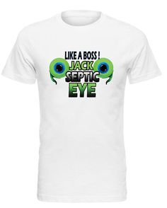 Jacksepticeye White T shirt  Two eye by smstogether on Etsy